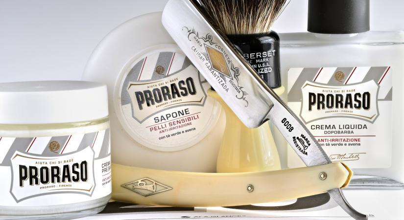 Proraso white