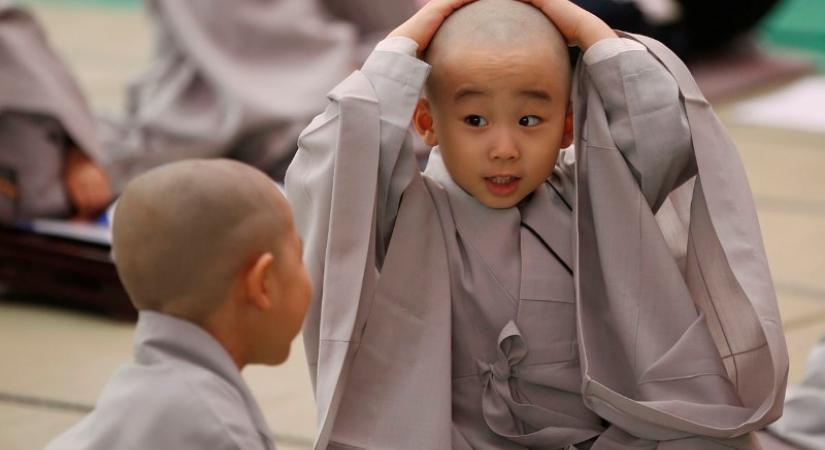 буддизм и борода