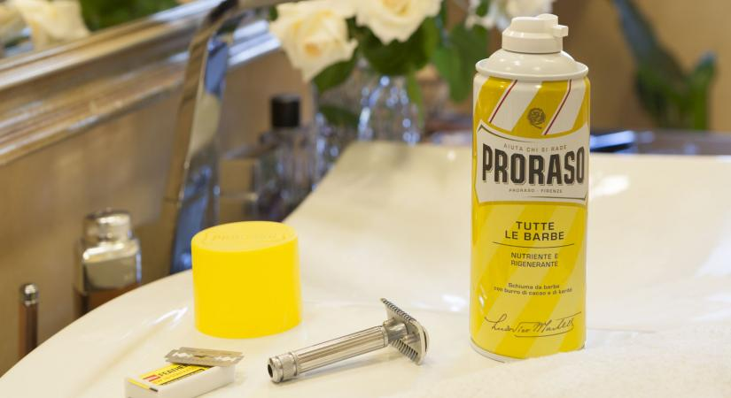 proraso yellow